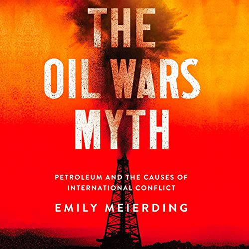 The Oil Wars Myth voiced by Sheri Saginor