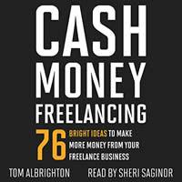 cash money freelancing voiced by sheri saginor