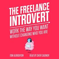 freelance introvert voiced by sheri saginor